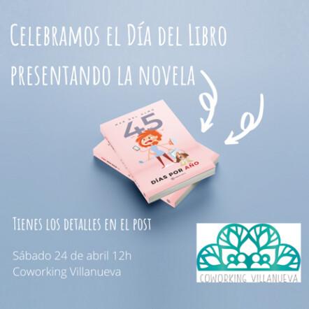 Día del Libro en Coworking Villanueva