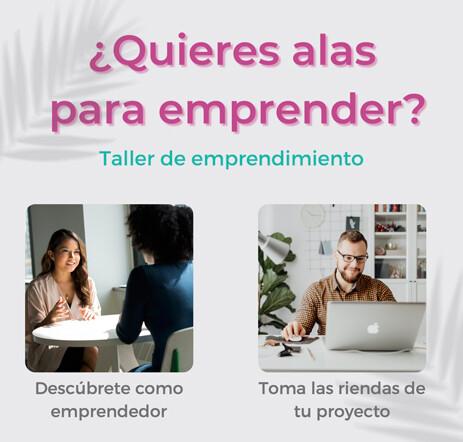 Taller de Emprendimiento en Coworking Villanueva