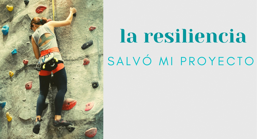 La RESILIENCIA salvó mi proyecto Coworking Villanueva